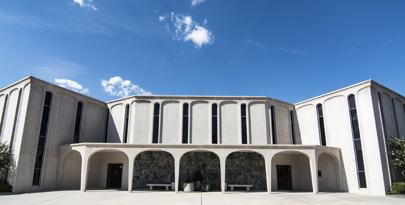 Goddard Center Exterior