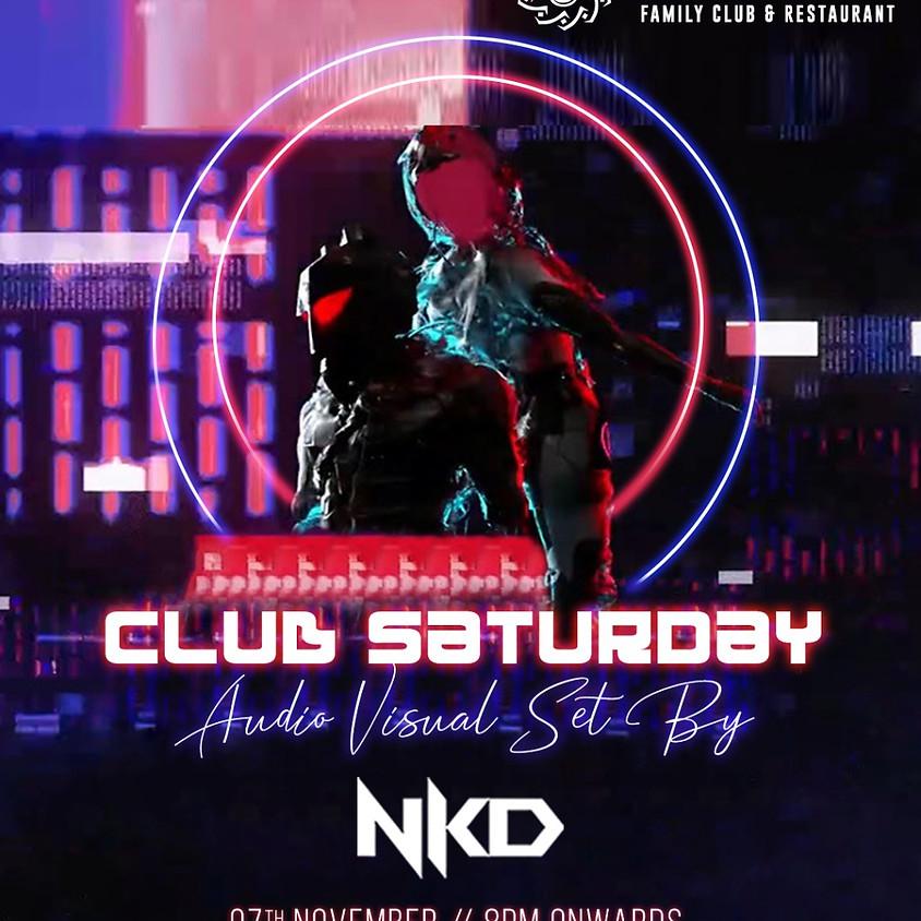 Audio Visual Saturday Night Party