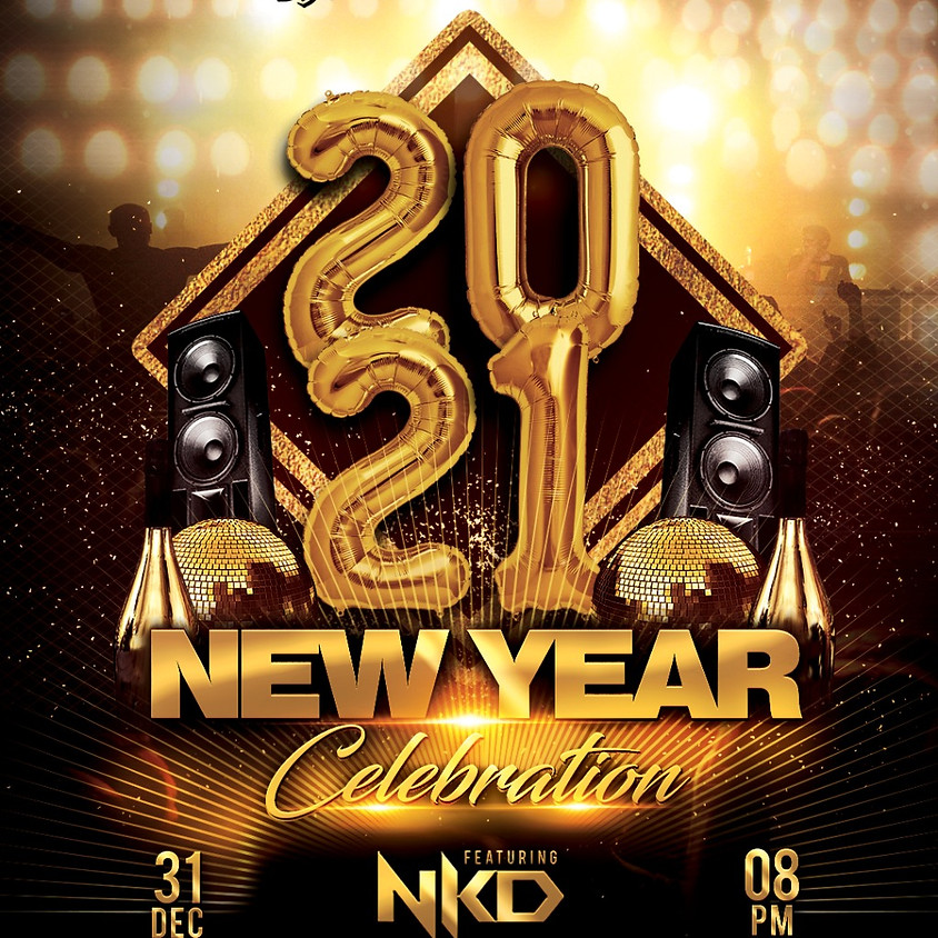 Happy New Year 2021 - Party!!!