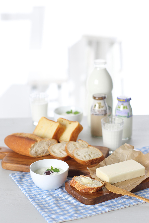 大山乳製品セットイメージ写真