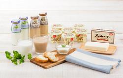 大山乳製品セットイメージ