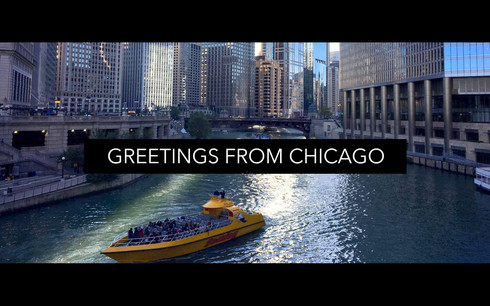 """Vidéo 4 : """"Greetings from Chicago"""""""