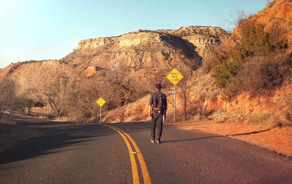 Texas Canyon (2/2)
