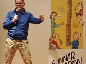 Gunnar Helgason í Mýró