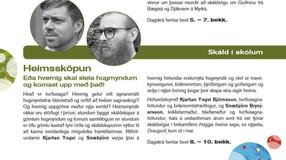 Sveinbjörn og Kjartan Yngvi