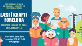 Foreldradagurinn 2018: Læsi í krafti foreldra