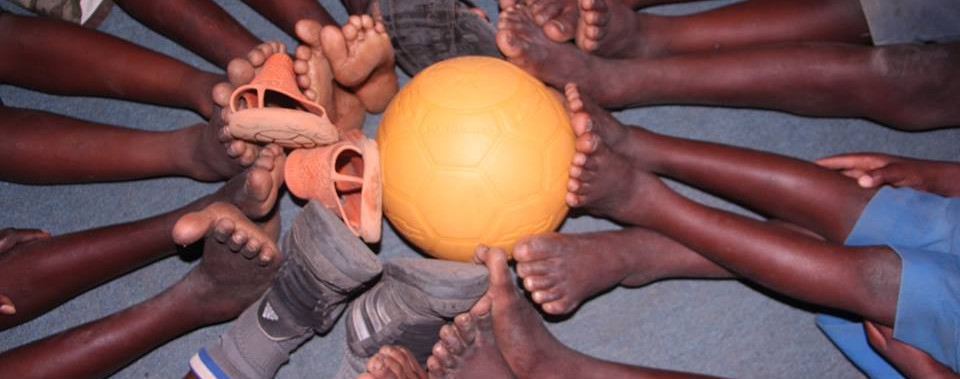 Indestructible soccer ball!