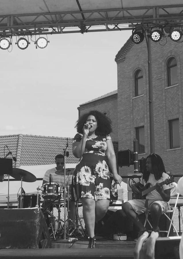 Comfest Jazz Stage