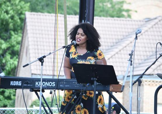 Comfest Jazz Stage 2019