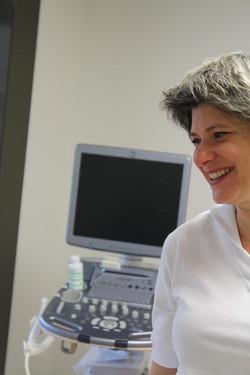 Dr. med. Sandra Bloch Gynäkologin