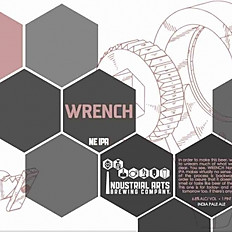 INDUSTRIAL ARTS WRENCH