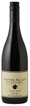 PATTON VALLEY VINEYARDS PINOT NOIR