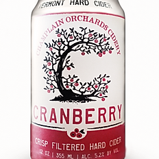 CHAMPLAIN ORCHARDS CIDERY CRANBERRY CIDER