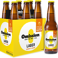 Omission Gluten-free Lager