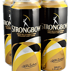 STRONGBOW ORIGINAL ENGLISH DRY CIDER