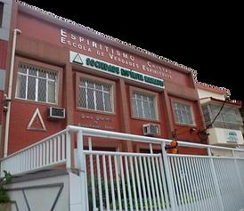 Visão Sede: Rua José Higino, nº 176 - Tijuca.