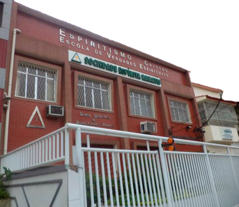 Prédio da Sede Sociedade Espírita Ramatis - Rua José Higino, nº 176 - Tijuca