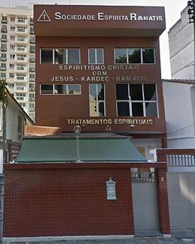 Visão: Rua Maria Amália, nº 54 - Tijuca.