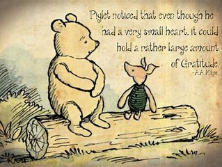 Put a Little Attitude in Your Gratitude