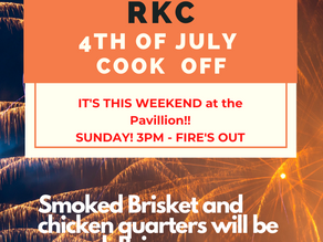 RKC:  4th of July Cookout!!