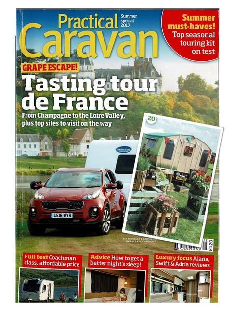 Practical Caravan Summer 2017