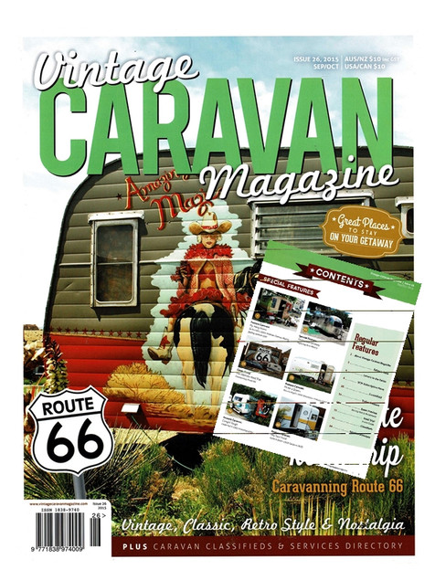 Vintage Caravan Sept/Oct 15