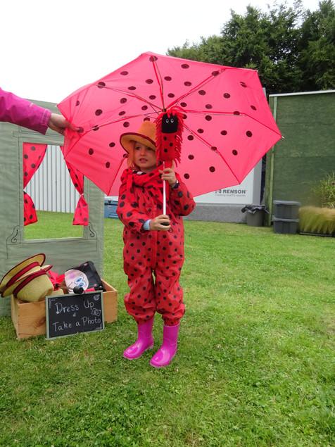 Ladybird dress up box
