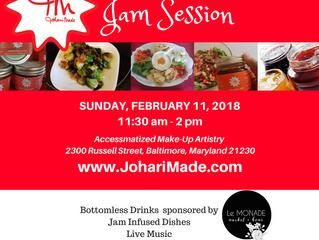 How else can I use my JohariMade Jam?