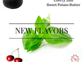 Check out our new flavors