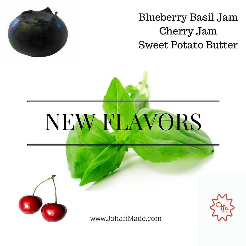 JohariMade New Flavors