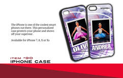 IPHONE CASE 2019-2020 Dance Product Boo