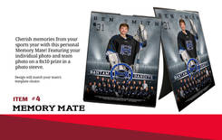 memory 2019-2020 Sports Product Book Wo