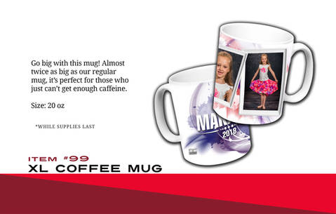 mug 2019-2020 Dance Product Book Workin
