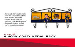 rack 2019-2020 Sports Product Book Work