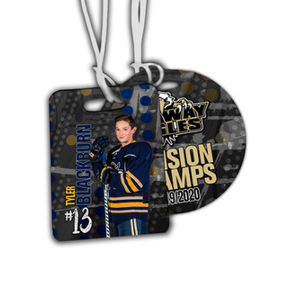 Bag Tags (Square and Round)