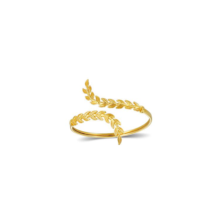 Daphne Leaves Bracelet