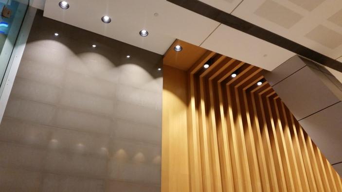Commercial lighting - Sydney