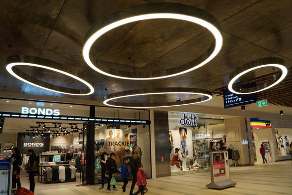 Custom made Commercial lighting