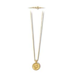 Athenas Coin Necklace