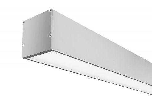 LED extrusion profile light