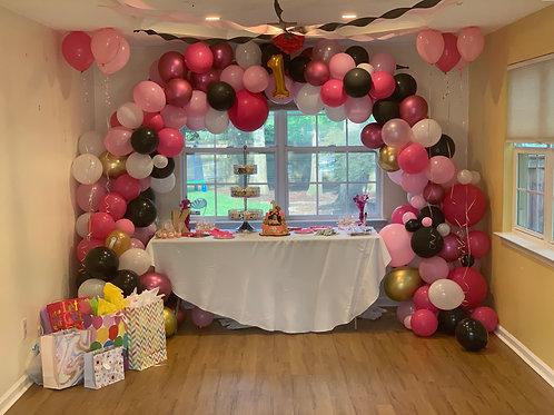 20 ft. Custom balloon arch