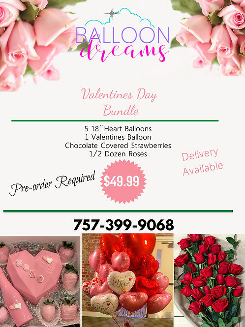 $49.99 Valentines Day Special