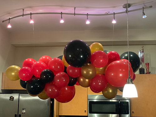 Custom made balloon Cloud