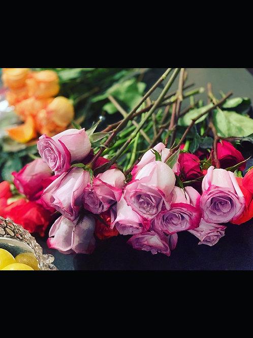 1/2 Dozen of Beautiful Assorted roses