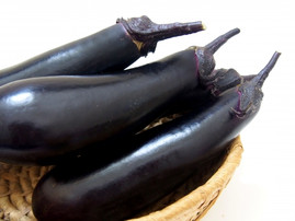 Eggplant - The secret is in the purple skin!