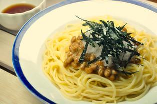 Natto Spaghetti
