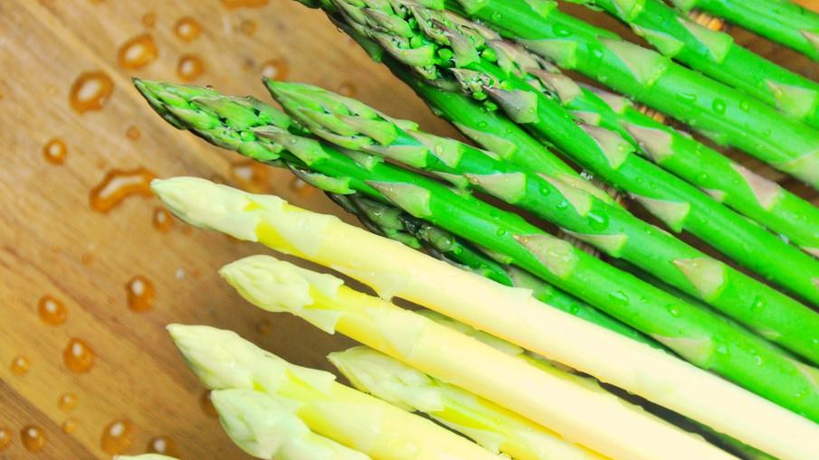 Asparagus - Edible Medicine