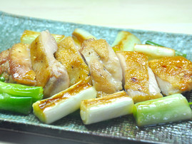Glossy Chicken Teriyaki