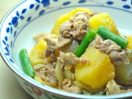 Niku Jaga: A Popular Meat and Potato Dish