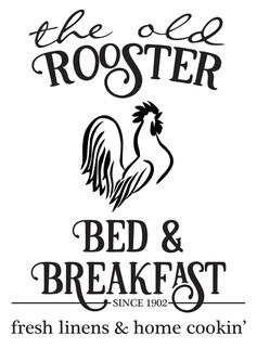 the old rooster bed & breakfast